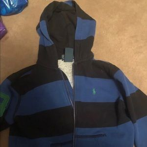 A warm hoodie for your little boy